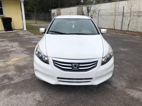 2012 Honda Accord for sale at Louie's Auto Sales in Leesburg FL