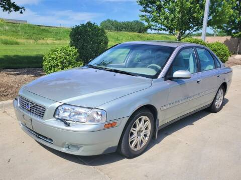 2005 Volvo S80 for sale at Ericson Auto in Ankeny IA