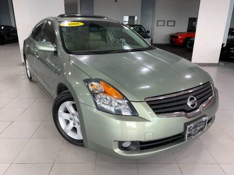 2008 Nissan Altima for sale at Auto Mall of Springfield in Springfield IL