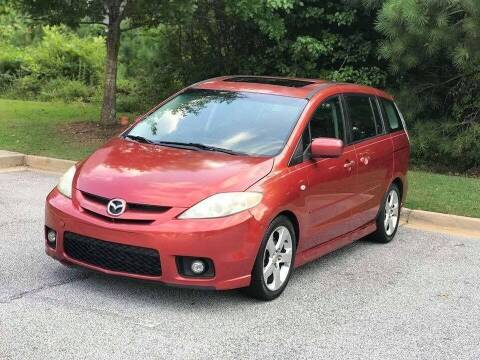 2006 Mazda MAZDA5 for sale at Two Brothers Auto Sales in Loganville GA