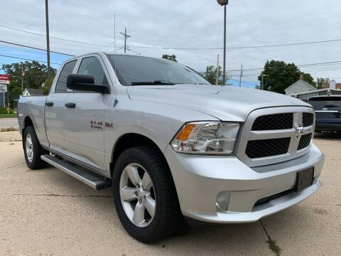 2013 RAM Ram Pickup 1500 for sale at Auto Gallery LLC in Burlington WI