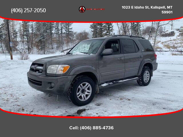 2005 Toyota Sequoia for sale at Auto Solutions in Kalispell MT