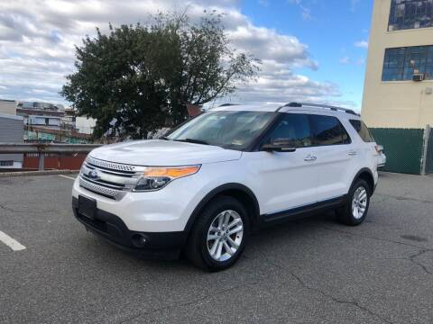 2014 Ford Explorer for sale at JG Auto Sales in North Bergen NJ