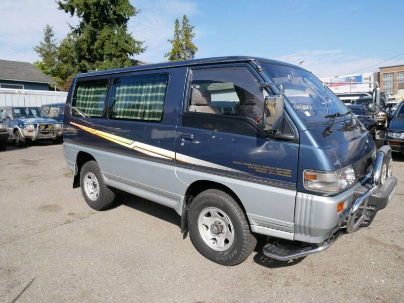 1993 Mitsubishi Delica SOLD for sale at JDM Car & Motorcycle LLC in Seattle WA