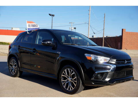 2019 Mitsubishi Outlander Sport for sale at Sand Springs Auto Source in Sand Springs OK