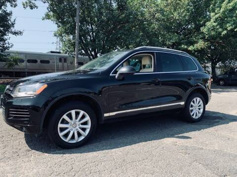 2011 Volkswagen Touareg for sale at Bluesky Auto in Bound Brook NJ