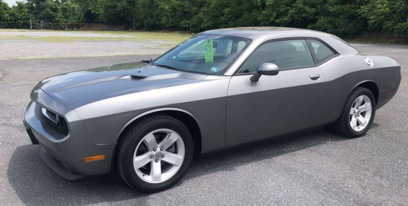 2011 Dodge Challenger for sale at Augusta Auto Sales in Waynesboro VA