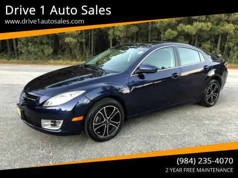 2010 Mazda MAZDA6 for sale at Drive 1 Auto Sales in Wake Forest NC