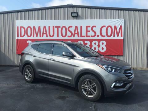 2018 Hyundai Santa Fe Sport for sale at Auto Group South - Idom Auto Sales in Monroe LA