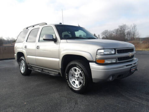 2005 Chevrolet Tahoe for sale at TAPP MOTORS INC in Owensboro KY