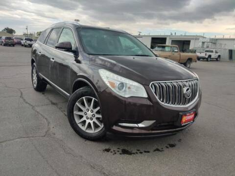2016 Buick Enclave for sale at Rocky Mountain Commercial Trucks in Casper WY