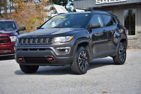 2019 Jeep Compass for sale at Will's Fair Haven Motors in Fair Haven VT