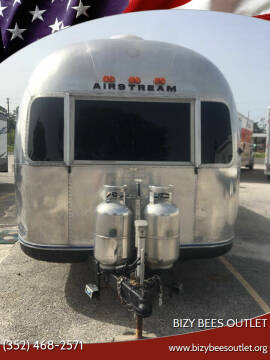 1970 AIRSTREAM TV for sale at Bizy Bees Outlet in Waldo FL