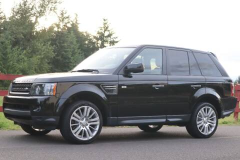 2011 Land Rover Range Rover Sport for sale at Overland Automotive in Hillsboro OR