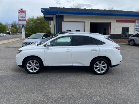 2010 Lexus RX 350 for sale at Auto Outlet in Billings MT