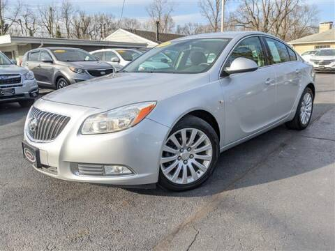 2011 Buick Regal for sale at GAHANNA AUTO SALES in Gahanna OH