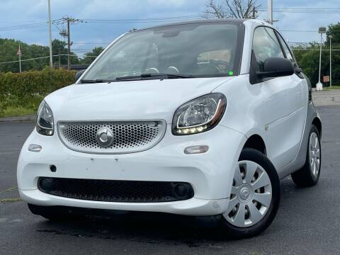 2016 Smart fortwo for sale at MAGIC AUTO SALES in Little Ferry NJ