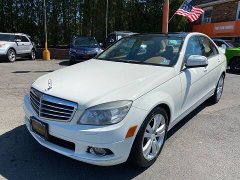 2008 Mercedes-Benz C-Class for sale at Bloomingdale Auto Group in Bloomingdale NJ