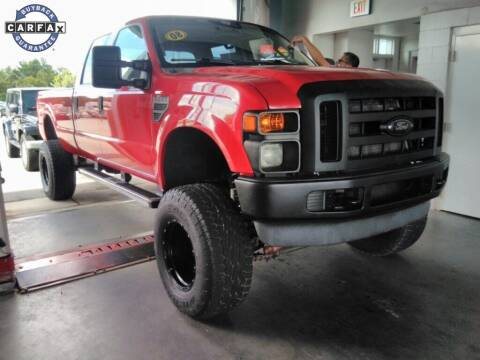2008 Ford F-350 Super Duty for sale at Smart Chevrolet in Madison NC