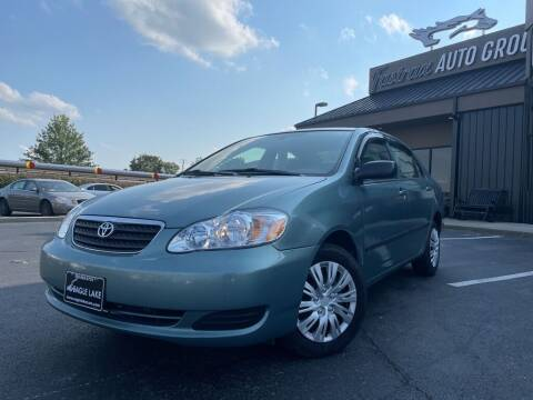 2007 Toyota Corolla for sale at FASTRAX AUTO GROUP in Lawrenceburg KY