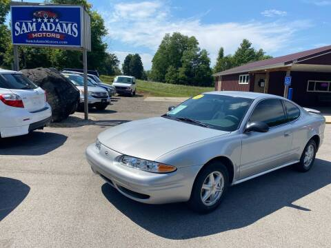 2004 Oldsmobile Alero for sale at Sam Adams Motors in Cedar Springs MI