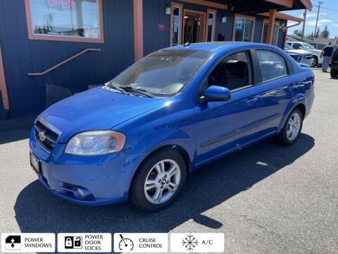2011 Chevrolet Aveo for sale at Sabeti Motors in Tacoma WA