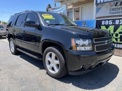 2008 Chevrolet Tahoe for sale at Max Auto Sales in Santa Maria CA