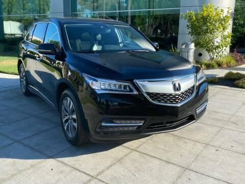 2016 Acura MDX for sale at Top Motors in San Jose CA