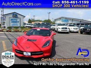 2015 Chevrolet Corvette for sale at Auto Direct Trucks.com in Edgewater Park NJ