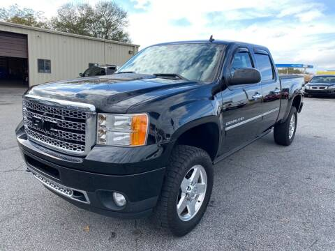 2014 GMC Sierra 2500HD for sale at Brewster Used Cars in Anderson SC