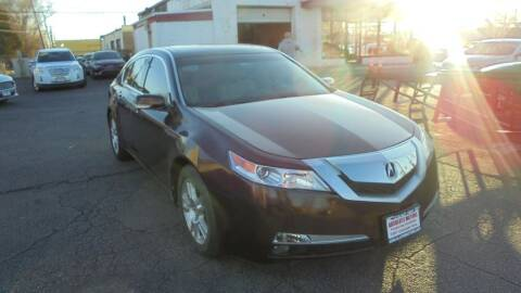 2010 Acura TL for sale at Absolute Motors in Hammond IN