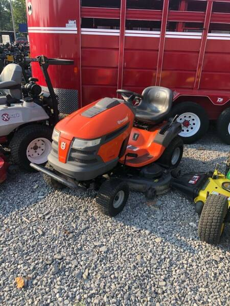 Husqvarna YTH23V48W/275Hrs for sale at Ben's Lawn Service and Trailer Sales in Benton IL