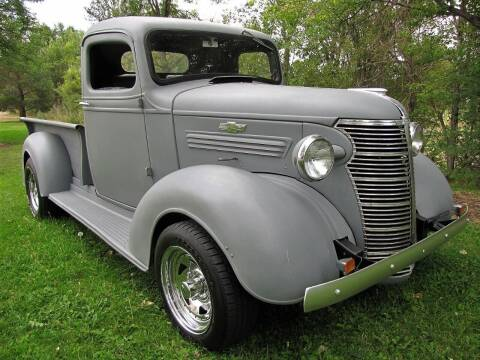 1938 Chevrolet C/K 10 Series for sale at Street Dreamz in Denver CO