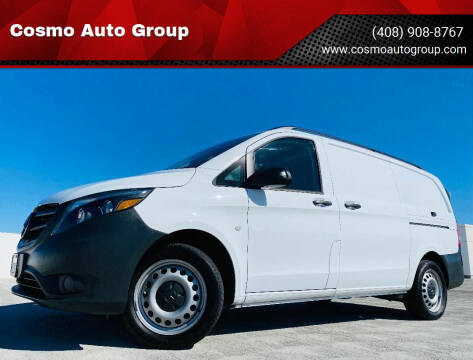 2018 Mercedes-Benz Metris for sale at Cosmo Auto Group in San Jose CA