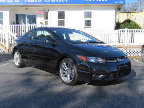 2008 Honda Civic for sale at Colbert's Auto Outlet in Hickory NC