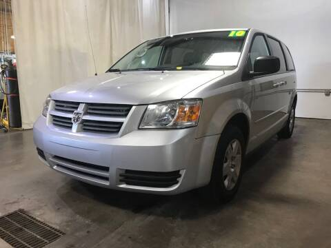2010 Dodge Grand Caravan for sale at Frogs Auto Sales in Clinton IA