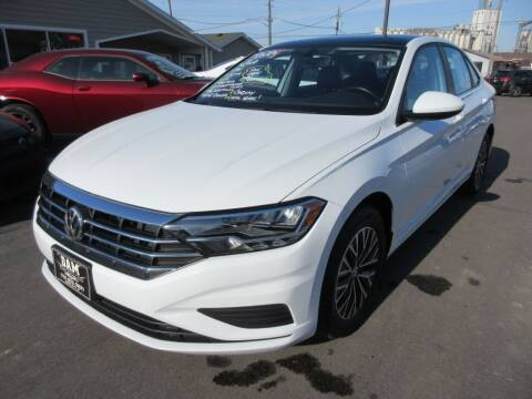 2019 Volkswagen Jetta for sale at Dam Auto Sales in Sioux City IA