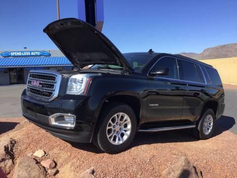 2015 GMC Yukon for sale at SPEND-LESS AUTO in Kingman AZ