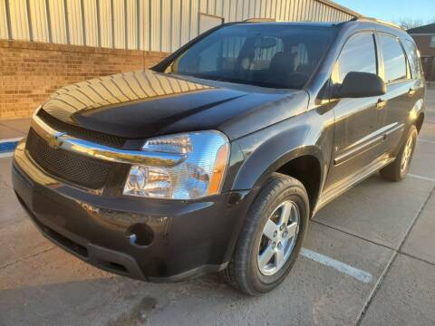 2008 Chevrolet Equinox for sale at BALLARD AUTOS & SAND TOYS in Stockton KS