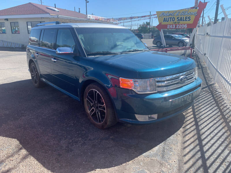 2011 Ford Flex for sale at Robert B Gibson Auto Sales INC in Albuquerque NM