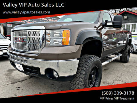2007 GMC Sierra 2500HD for sale at Valley VIP Auto Sales LLC in Spokane Valley WA