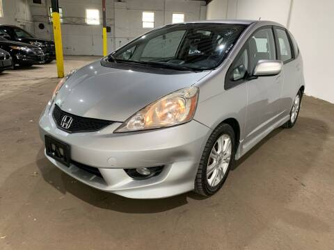 2011 Honda Fit for sale at International Auto Sales in Hasbrouck Heights NJ