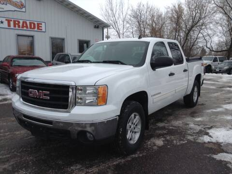 2009 GMC Sierra 1500 for sale at Steves Auto Sales in Cambridge MN