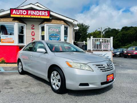 2009 Toyota Camry for sale at Auto Finders Unlimited LLC in Vineland NJ