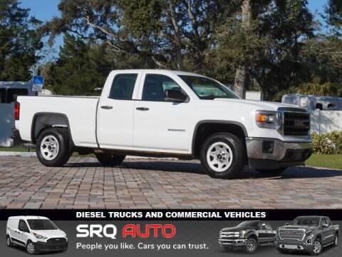 2015 GMC Sierra 1500 for sale at SRQ Auto LLC in Bradenton FL