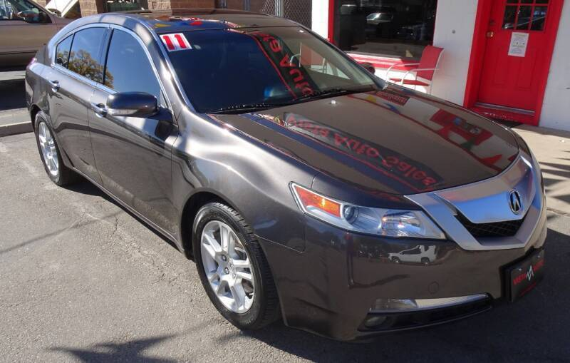 2011 Acura TL for sale at VISTA AUTO SALES in Longmont CO