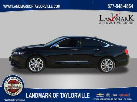 2015 Chevrolet Impala for sale at LANDMARK OF TAYLORVILLE in Taylorville IL