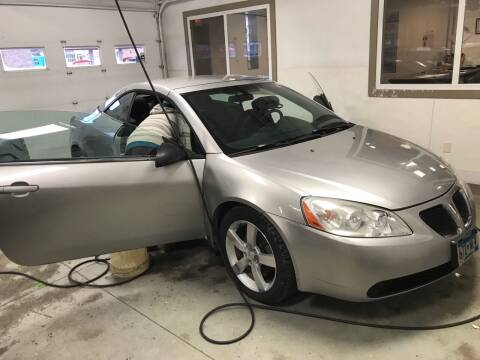 2007 Pontiac G6 for sale at Carney Auto Sales in Austin MN