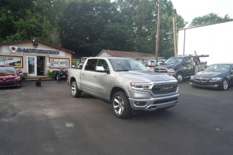2019 RAM Ram Pickup 1500 for sale at E-Motorworks in Roswell GA