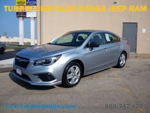 2018 Subaru Legacy for sale at Turpin Dodge Chrysler Jeep Ram in Dubuque IA